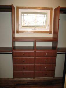 window surround storage
