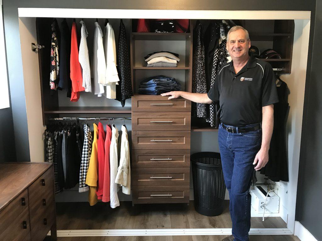 Keith Fleming, Edmonton Custom Closets
